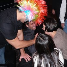 Something about I have always loved and appreciated . we made the time to play and laugh like kids. One minute we could be… Happy Birthday My Friend, Rainbow Wig, Paul Walker, Fast And Furious, Appreciation, Play, Love, Celebrities, Kids
