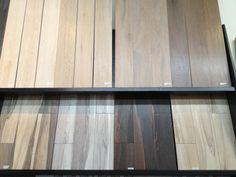 Tiles that look like wood floors