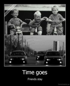 Time goes