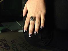 Elena's nails ;)