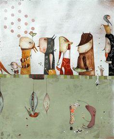Иллюстрация Натали Пудалов