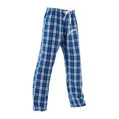 Plaid Flannel Karate Pants