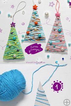 Christmas Crafts, Xmas, Christmas Ornaments, Christmas Ideas, Science Art, Felt Crafts, Snoopy, Embroidery, Holiday Decor