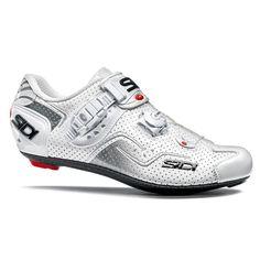 SIDI KAOS AIR Road Cycling Shoes - Color White/White , Size 40 ~ 45 EUR #SIDI #KAOS #Air #Road #Cycling #Shoes #White #Size #38 #39 #40 #41 #42 #43 #44 #45 #46