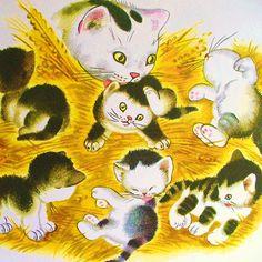 Gustaf Tenggren (November 3, 1896 – April 9, 1970), Swedish-American illustrator. -  http://en.wikipedia.org/wiki/Gustaf_Tenggren