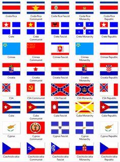 Victoria II Flags - Album on Imgur