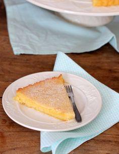 Citroen ricotta taart // Francesca Kookt