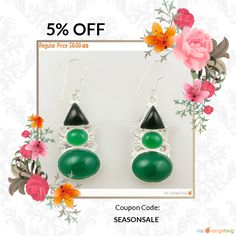 We are happy to announce 5% OFF on our Entire Store.  Coupon Code: SEASONSALE.  Min Purchase: $50.00.  Expiry: 19-Apr-2016.  Click here to avail coupon: https://orangetwig.com/shops/AAAuWIv/campaigns/AACeFmr?cb=2016004&sn=silverjewelryonline&ch=pin&crid=AACeF0B&utm_source=Pinterest&utm_medium=Orangetwig_Marketing&utm_campaign=Coupon_Code