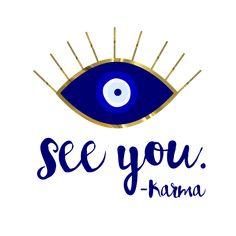 Evil Eye Quotes, Ojo Tattoo, Savage Shirt, Evil Eye Art, Dream Catcher Art, Eye Illustration, Nerd Gifts, Fashion Wall Art, Wallpaper Iphone Cute