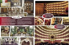"""We are proud to show you our #new #article on the famous russian #magazine """"Дом & Интерьер""""  Read the article: http://goo.gl/lcPZJ9  #commercial #Dom #Interier #MadeInItaly"""