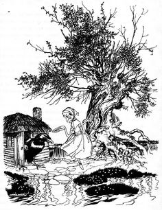 "Arthur Rackham «Сказки» | ""Картинки и разговоры"""