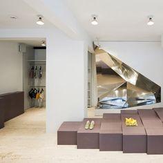 Antonios Markos Conceptual Boutique by Gonzalez Haase