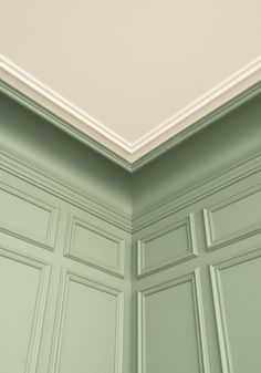 How to Apply Paneling or Beadboard Wainscoting Mint Green Aesthetic, Aesthetic Colors, Aesthetic Photo, Aesthetic Pictures, Photography Aesthetic, Aesthetic Food, Orac Decor, Green Theme, Shades Of Green