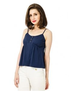Blue Summer Breeze Top