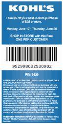 Free Printable Kohls Coupons |  http://www.printablesfree.com/categories/kohls-coupons