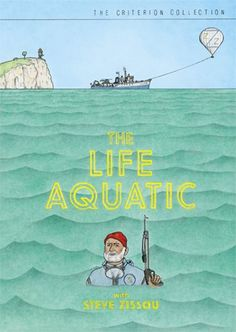 The Life Aquatic with Steve Zissou, Criterion Collection.
