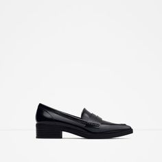 Image 1 of ANTIK PENNY LOAFERS from Zara
