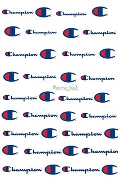2e138462af76d Champion wallpaper  burrnn book