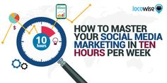 How To Master Your Social Media Marketing In Ten Hours Per Week – Locowise Blog