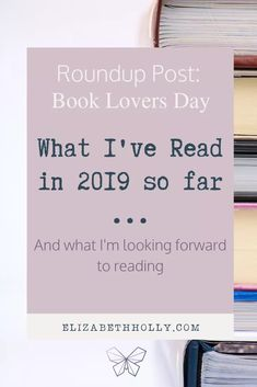 Check out my Roundup Post for Book Lovers Day! August What I've Read in 2019 so far . and what's on my list next. Reading Goals, I Love Reading, Love Book, Reading Lists, Lovers Day, Book Lovers, Best Books To Read, Good Books, Furiously Happy