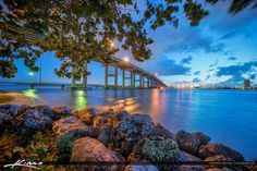Image from South Causeway Park in Fort Pierce Florida. Florida City, Florida Travel, Florida Home, Florida Beaches, Rv Travel, Vero Beach, West Palm Beach, Lakewood Park, Indian River Lagoon