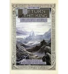 Sharon Kingston recommends The Return of the King by J. R. R. Tolkien
