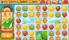 Farm Hero Saga - Landscape UI
