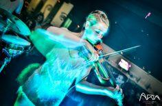 Sarah Violin performs at Aria Toronto Choir, Violin, Toronto, Greek Chorus, Choirs, Glee