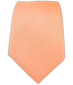 GrosGrain Solid - Spring Coral (Skinny) | Ties, Bow Ties, and Pocket Squares | The Tie Bar