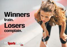 Train or complain