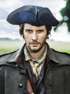 Ben Barnes as Samuel Adams in History's 'Sons of Liberty'