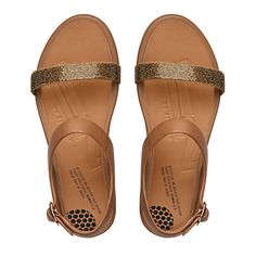 0194ee72d3b9a FitFlop Womens Banda Micro-Crystal Sandal -- You can get more details by  clicking on the image.