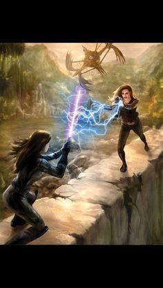 Jaina Solo vs. Vestara Khai
