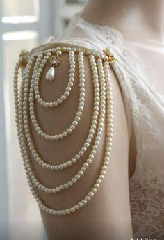 Pearl sleeves