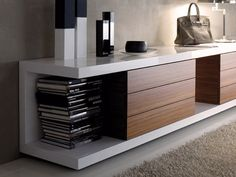 Entertainment Furniture, Home Decor Furniture, Furniture Design, Tv Wall Design, House Design, Interior Design Living Room, Living Room Designs, Modern Tv Units, Tv Stand Designs