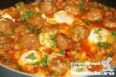 Фрикадельки, тушеные с фасолью и яйцами по болгарски, headline vtorye blyuda iz myasa vtorye blyuda blyuda iz rublenogo myasa