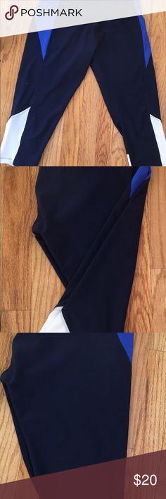 Marika Capri leggings Size Medium Worn once Great condition Marika Pants Leggings