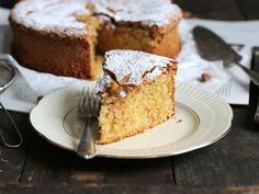 Spanischer Mandelkuchen – Bake to the roots Cake Recipes, Dessert Recipes, Desserts, Law Carb, Butter Tarts, Almond Cakes, Sweet Cakes, Easter Recipes, Cakes And More