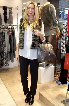 Fashion Friday: colete de pele ou pêlo (fake) | CBBlogers