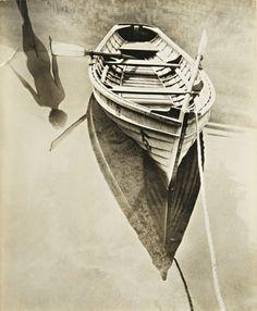 Minayoshi Takada, Canoe, 1950