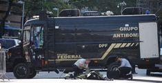 El miedo a un posible atentado ha llegado a Río 2016, y lo ha hecho en forma de paquete sospechoso.... Rio 2016, Vehicles, Finish Line, Manaus, Places, Circuit, Racing, Olympic Games, So Done