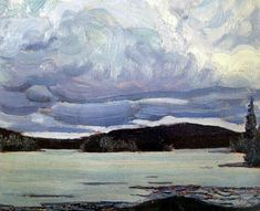 March 1917 Canoe Lake – Tom Thomson's Last Spring Canadian Painters, Canadian Artists, Landscape Art, Landscape Paintings, Seascape Paintings, Emily Carr Paintings, Nocturne, Group Of Seven Paintings, Tom Thomson Paintings