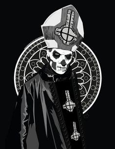 ghost bc fan art - Google Search