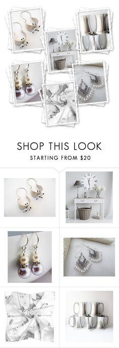 """""""Gray Day Beauties"""" by whimzingers ❤ liked on Polyvore featuring Abercrombie & Fitch"""