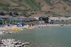 Herriman lake. Open April 15th-oct 15th