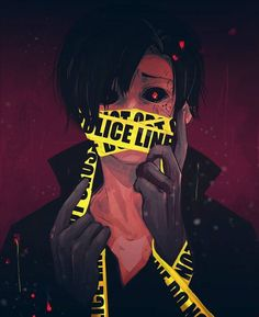 Shop gallery quality art prints by Nikki L. All Out Anime, Got Anime, Anime Trap, Anime Demon, Dark Anime, Manga Boy, Manga Anime, Tokyo Ghoul Wallpapers, Arte Obscura