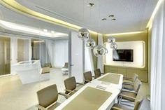 Bank's_contemporary_conference_room-Modern Bank Interior Design - Raiffeisen in Zurich