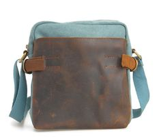Bronze Times(TM) Unisex Vintage Small Canvas Crossbody School Shoulder Bag >>> Click on the image for additional details. (This is an Amazon Affiliate link and I receive a commission for the sales)