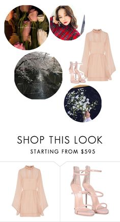 """""""Confessional // Mimi solo scene"""" by dai5y-official ❤ liked on Polyvore featuring Emilio Pucci and Giuseppe Zanotti"""
