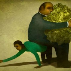 The Rich Get Richer: Is Economic Inequality Hurting Us All?